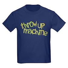 Throw Up Machine T