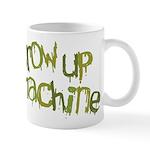 Throw Up Machine Mug