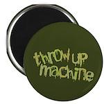 Throw Up Machine Magnet