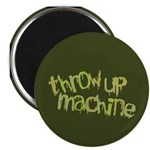"Throw Up Machine 2.25"" Magnet (10 pack)"