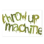 Throw Up Machine Postcards (Package of 8)