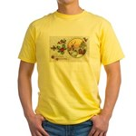 Dutch Christmas Yellow T-Shirt