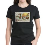 Dutch Christmas Women's Dark T-Shirt