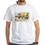 Dutch Christmas White T-Shirt
