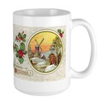 Dutch Christmas Large Mug
