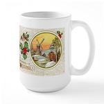 Dutch Christmas Large Mug