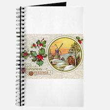 Dutch Christmas Journal