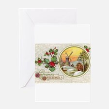 Dutch Christmas Greeting Card