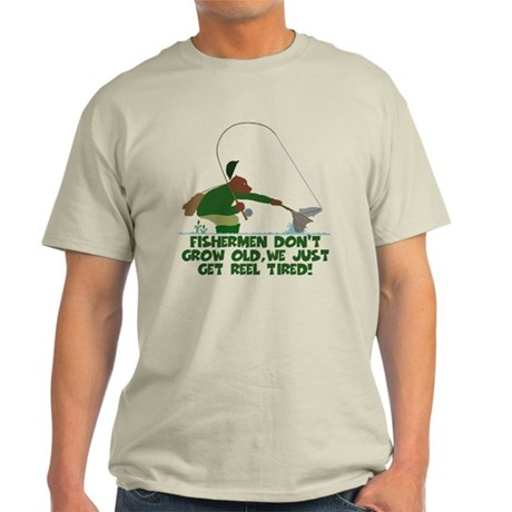 Funny fishing slogan Light T-Shirt