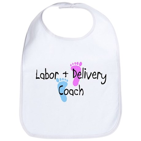 Labor & Delivery Coach Bib