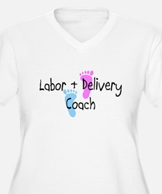Labor & Delivery Coach T-Shirt