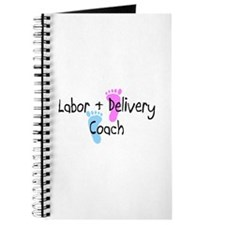 Labor & Delivery Coach Journal