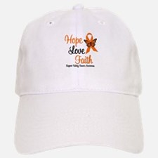 Kidney Cancer HopeLoveFaith Hat