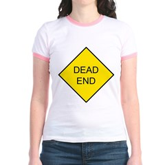 Dead End Sign T