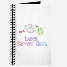 Labor Support Crew (Stork) Journal