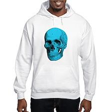Human Anatomy Skull Hoodie