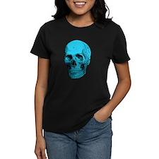 Human Anatomy Skull Tee