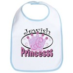 Jewish Princess Bib