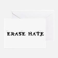 Erase Hate Greeting Cards (Pk of 10)