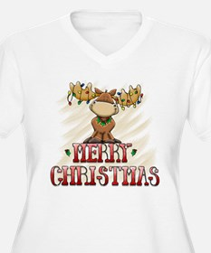 Merry Christmas R T-Shirt