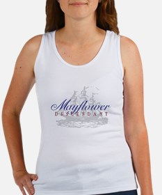 Mayflower Descendant - Women's Tank Top