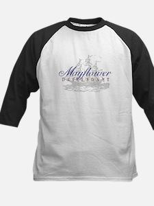Mayflower Descendant - Tee