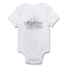 Mayflower Descendant - Infant Bodysuit
