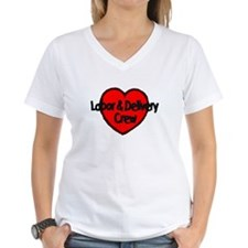 Labor & Delivery Crew (Heart) Shirt