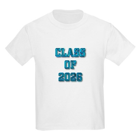 Class of 2026 Kids Light T-Shirt