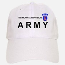 10th MOUNTAIN DIVISION Baseball Baseball Cap