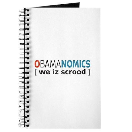 Anti - Obama Journal