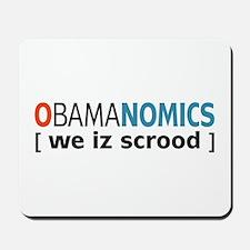 Anti - Obama Mousepad