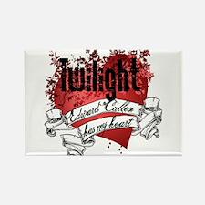 Edward Cullen Has My Heart Rectangle Magnet