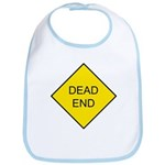Dead End Sign Bib