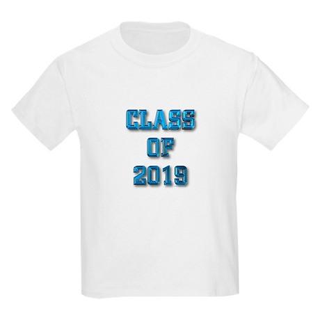 Class of 2019 Kids Light T-Shirt