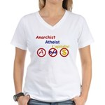 CH-04 Women's V-Neck T-Shirt
