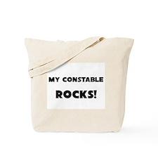 MY Constable ROCKS! Tote Bag