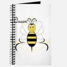 Smiling Bumble Bee Queen Bee Journal