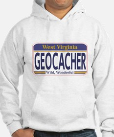 Geocacher West Virginia Hoodie