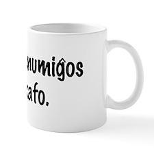 Nenio plenumigos sen kafo Esperanto Mug