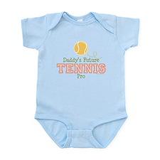 Daddy's Future Tennis Pro Onesie