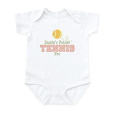 Daddy's Future Tennis Pro Infant Bodysuit