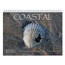 Coastal Wall Calendar