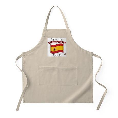 Genuine Spanish Cook BBQ Apron