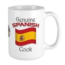 Genuine Spanish Cook Mug