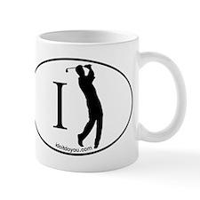 Unique Igolf Mug