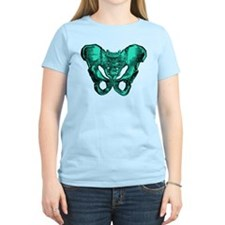 Human Anatomy Pelvis T-Shirt
