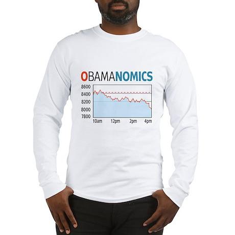 Anti Barack Obama Long Sleeve T-Shirt