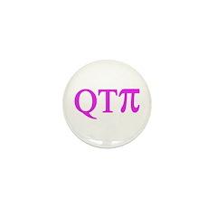 QTPi Mini Button (10 pack)