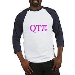 QTPi Baseball Jersey